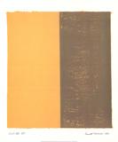 Canto XIII Reproduction pour collectionneur par Barnett Newman