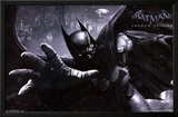 Batman Arkham Origins Video Game Poster Prints