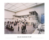 Pergamon Museum I, Berlin Print by Thomas Struth