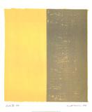 Canto XII Reproduction pour collectionneur par Barnett Newman