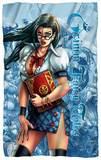 Zenescope - Grimmoire Fleece Blanket Fleece Blanket