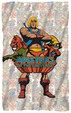 Masters Of The Universe - Heroes Fleece Blanket Fleece Blanket