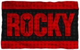 Rocky - Logo Fleece Blanket Fleece Blanket