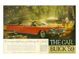 GM -Better Off With a Buick Poster