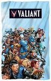 Valiant - Group Attack Fleece Blanket Fleece Blanket