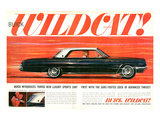 GM Buick - Wildcat Luxury Car Art