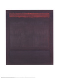 No. 14 Prints by Mark Rothko