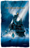 Polar Express - Poster Fleece Blanket Fleece Blanket