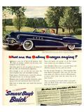 GM Buick - Balmy Breezes Prints