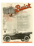 GM Buick …Carries America Prints