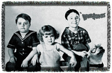 Little Rascals - The Gang - Woven Throw Throw Blanket