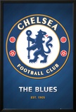 Chelsea FC Club Crest Prints