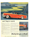 GM - Thrill of the Year: Buick Print