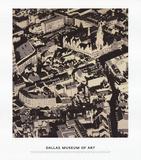 City Pictures, Munich Plakater af Gerhard Richter