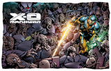 Xo Manowar - Legion Fleece Blanket Fleece Blanket