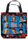 Brady Bunch - Squares Tote Bag Tote Bag