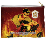 Gone With The Wind - Fire Poster Zipper Pouch Zipper Pouch