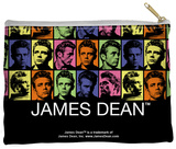 James Dean - Color Block Zipper Pouch Zipper Pouch