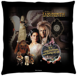 Labyrinth - Only Forever Throw Pillow Throw Pillow