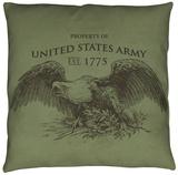 Army - Property Throw Pillow Throw Pillow