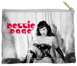 Bettie Page - Boots Zipper Pouch Zipper Pouch