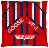 Top Gun - Goose Throw Pillow Throw Pillow
