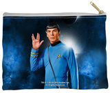 Star Trek - Spock Zipper Pouch Zipper Pouch