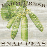 Farm Fresh Peas Posters by Sue Schlabach