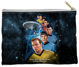 Star Trek - Among The Stars Zipper Pouch Zipper Pouch