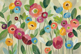 Fairy Tale Flowers V Prints by Silvia Vassileva