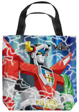 Voltron - Lightning Combine Tote Bag Tote Bag
