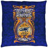 Jefferson Airplane - Monterey Pop Throw Pillow Throw Pillow