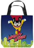 Mighty Mouse - City Watch Tote Bag Tote Bag