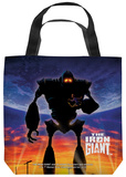 Iron Giant - Poster Tote Bag Tote Bag