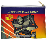Iron Giant - It Came From Space Zipper Pouch Zipper Pouch
