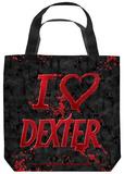 Dexter - I Heart Dexter Tote Bag Tote Bag