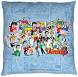 Archie Comics - Panels Throw Pillow Throw Pillow