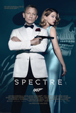 James Bond- Spectre One Sheet Reprodukcje