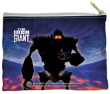 Iron Giant - Poster Zipper Pouch Zipper Pouch