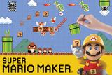 Super Mario Maker Posters
