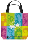 Beverly Hills 90210 - Color Blocks Tote Bag Tote Bag