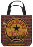 Ray Donovan - Fite Club Tote Bag Tote Bag