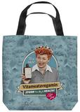 Lucy - Vitameatavegamin Tote Bag Tote Bag