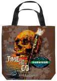 Survivor - Time To Go Tote Bag Tote Bag