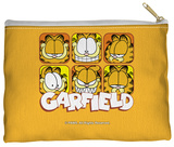 Garfield - Faces Zipper Pouch Zipper Pouch