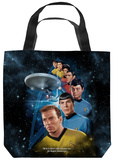 Star Trek - Among The Stars Tote Bag Tote Bag