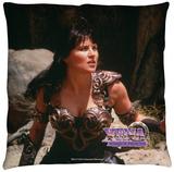 Xena - Warrior Throw Pillow Throw Pillow