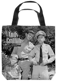 Andy Griffith - Lawmen Tote Bag Tote Bag
