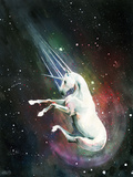 Unicorn Comet Édition limitée par Lora Zombie