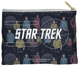 Star Trek - Enterprise Crew Zipper Pouch Zipper Pouch